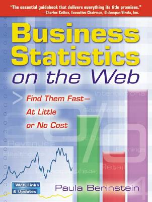 Business Statistics on the Web By Berinstein, Paula